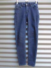 Danni Minogue Women's Dark Blue Jeans Stretch Waist Measured Waist 24