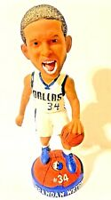 Dallas Mavericks Brandan Wright #34 Basketball Bobblehead Doll