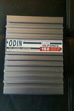 Old School Hifonics Odin Two Channel Car Audio Amplifier .Zed Built!!