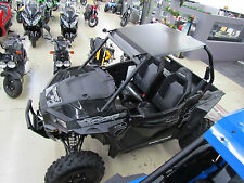 Polaris  RZR XP 1000/900 1000s  Aluminum Roof + lower doors inserts Half doors