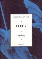 THALBEN-BALL ELEGY Organ