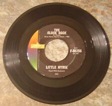 """45 RPM By Little Hymie, """"The Clock Rock"""" on Liberty"""