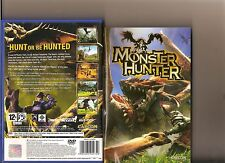 MONSTER HUNTER PLAYSTATION 2 PS2 PS 2