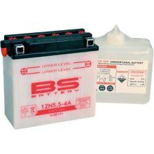 Motorrad BS Batterie 12N5,5-4B für Kawasaki S1 250 C, S2 350, S2 350 A