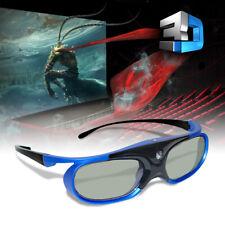 3D Glasses Active Shutter For Sony Sharp Toshiba Optoma BenQ Universal DLP-Link