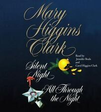 Silent Night and All Through the Night Mary Higgins Clark 5 CDs Brand new Audio