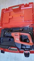 HILTI WSR 36-A 36V CORDLESS Reciprocating Saw Brand New .
