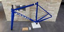 CASATI ESPRESSO RS Columbus Spirit steel road bicycle frameset frame 52 NEW