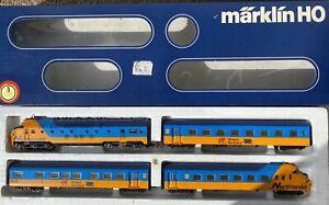 MARKLIN HO NORTHLANDER ORIGINAL SERIES 1978 ANALOG cab #1980       3150