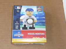 OYO SPORTS 2016 WORLD SERIES CHAMPIONS CHICAGO CUBS FIGURE MIGUEL MONTERO NEW