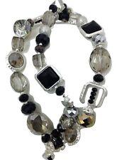 Coco + Carmen Nightingale Silver Tone Bracelet #1520256C