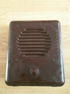 Bakelite Speaker Merco