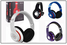 Studio TM-010 Bluetooth & AUX Stereo Headphone FM Support & Answer Call Button