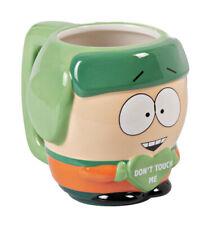 South Park Kyle Broflovski 16oz Coffee Mug Don't Touch Me Valentines Cup New