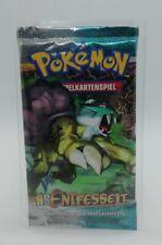 Pokémon Booster HeartGold & Soulsilver Entfesselt Neu Ovp