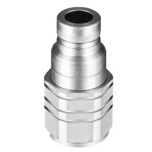 Flowfit Hydraulic FLAT FACE MALE QUICK RELEASE COUPLINGS