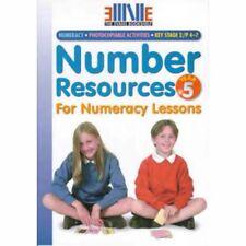 Number Resources KS2  Year 5  : Home /school worksheets