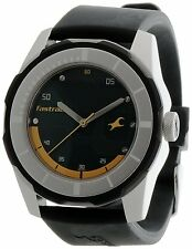 Fastrack Economy 3099SP06 2013 Analog Green Dial Men's Watch