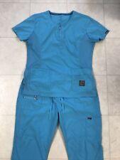 Koi Lite Scrub Set Blue Sz Xl