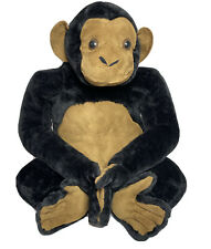 Melissa and & Doug Monkey Large Giant Plush Chimp Stuffed Animal EUC Ape