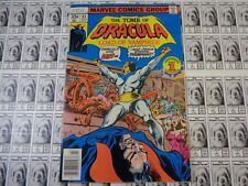 Tomb of Dracula (1972) Marvel - #63, The Road to Hell, Wolfman/Colan, FN