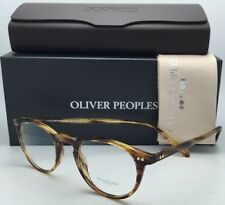 New OLIVER PEOPLES Eyeglasses Riley R EMT OV 5004 1016 45-20 El Mirage Tortoise