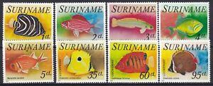SURINAME 1976 FISH  (ref 24) MNH