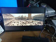 """HP Z27S, monitor de pantalla ancha de 27"""" 2x Hdmi, 1x Display Port, 4x USB leer des (660)"""