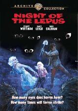 Night of the Lepus 1972 (DVD) Stuart Whitman, Janet Leigh, Rory Calhoun - New!