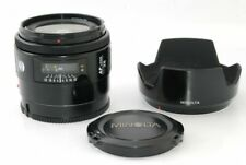 MINOLTA AF 28mm F2 Lens for Minolta/Sony A mount Very Good!! 19107091