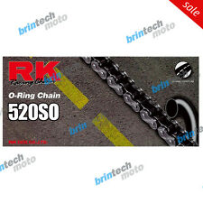 2004 For HONDA XR400R 4 RK Chain OEM Pitch - 93