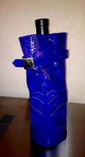 POMMERY  GIVENCHY ALEXANDER MCQUEEN1998 CHAMPAGNE BOTTLE WRAP COOLER NO FIZZ INC