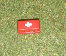 Vintage Action Man 40th Caja Medic Rojo Suelto