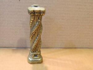 """Brass """"Prentice Pillar"""" Door Knocker Masonic / Templar Knights Rosslyn Chapel"""