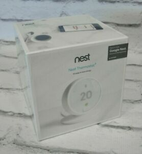 Nest Thermostat E HF001235-GB Brand New in Sealed Box