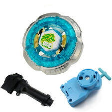 Rock Leone BB30 Metal Fusion Fight Beyblade Starter Pack+Single Launcher+Handle