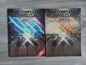 The Complete Keyboard Player: Book 1 & 2 by Baker, Kenneth Paperback