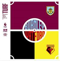 BURNLEY V WATFORD  2019/20