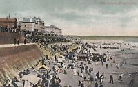 Postcard - Bridlington - The Sands
