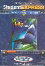 Prentice Hall California Life Science Student Express PC MAC CD home schooling