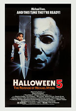* Halloween 5 The Revenge of Michael Myers* Poster 1980 Large Format 24x36