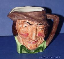 """ARTONE * Vintage Pottery Toby / Character Jug * Jan Stewer * 3"""" (8cm) Tall *"""