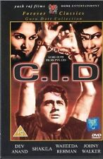 C. I. D. - DEV ANAND (YASH RAJ FILM) - NEW BOLLYWOOD DVD – FREE UK POST