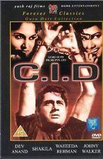 C. I. D. - DEV ANAND (YASH RAJ FILM) - NEW BOLLYWOOD DVD – FREE UK POST