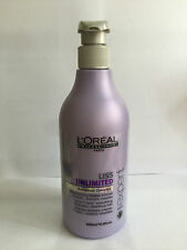 L'Oreal LISS UNLIMITED Keratinoil Complex Shampoo for unmanageable hair 500ml