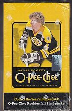 2007-08 07-08 OPC O-PEE-CHEE HOCKEY HOBBY BOX 36 PACKS KANE TOEWS PRICE RC'S +