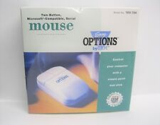 NEW - Vintage Easy Options by IBM Mouse Model MIC580