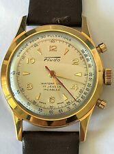 FLUDO Chronograph -Medical Pulsometro