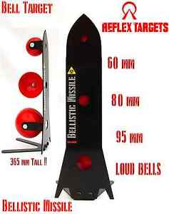 Bellistic Missile  - Airgun Rifle Air Pistol  Airsoft   BELL TARGET