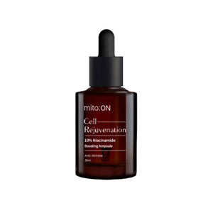 MITO:ON Cell Rejuvenation 10% Niacinamide Boosting Ampoule 30mL